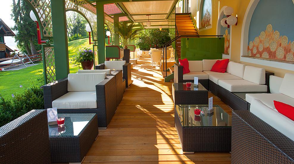 Hotel Seewinkel Fuschl am See Ausstattung