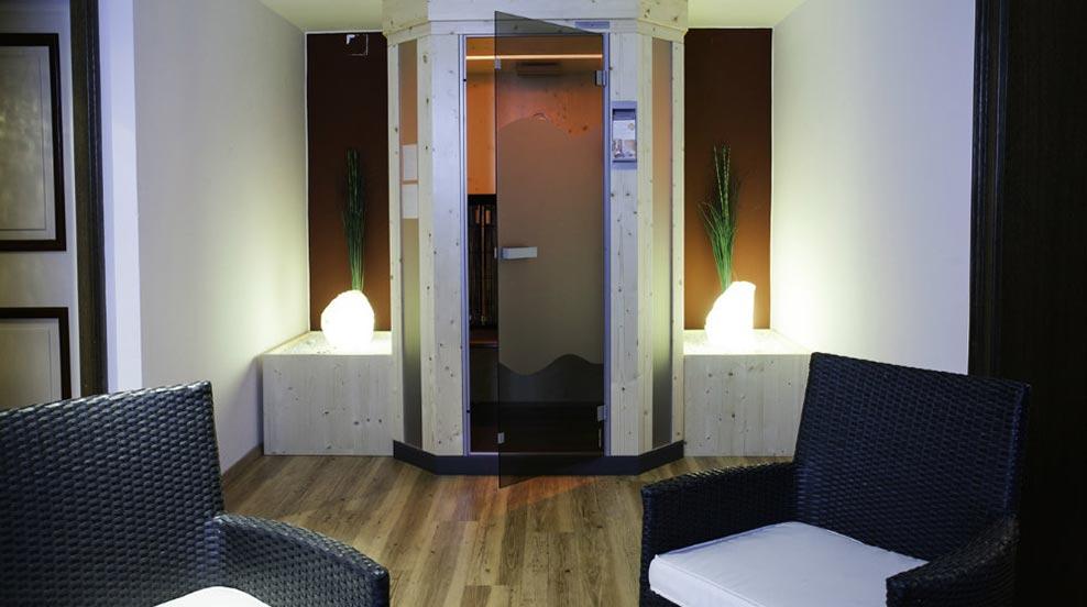 Hotel Seewinkel Sauna